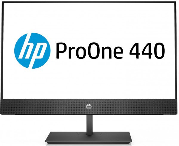"Моноблок HP 440 G4 AIO / 21.5"" / Core-i3 8500T / 8Gb / 1000Gb / DVD-RW"